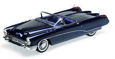 Minichamps 1953 Buick Wildcat 1 Concept Dark Blue 1:18 *New!