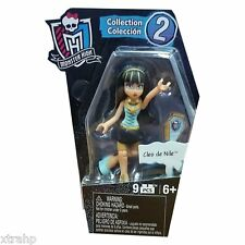 "Mega Bloks Monster High 3"" Cleo De Nile Figure Series 2"
