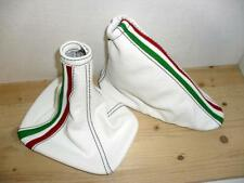 Alfa Romeo 147 Headphones Change and Brake White - Tricolor