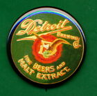 Detroit Brewing STYLE RP *PIN* Michigan Fine  Beer Advertising