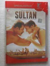 Sultan -  2 DVD SET -  Salman Khan - Anushka Sharma -  BOLLYWOOD - BRAND NEW