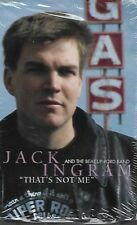 """THAT'S NOT ME"" - JACK INGRAM - MUSIC CASSETTE SINGLE"