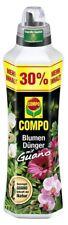 Blumendünger mit Guano Compo 1,3 Liter