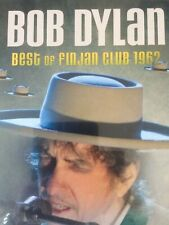 Bob Dylan Best of FIN JAN CLUB 1962 RE ISSUE NEW