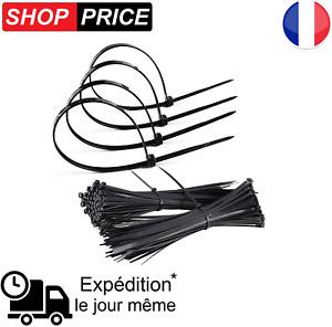 Collier de serrage plastique attache câble Colson rislan 100 mm / 2.5 mm