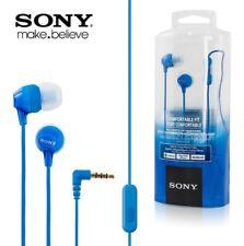 Sony Mdr-ex15 Noir In-ear Stéréo Casque W/ Puissant basse Original / tout