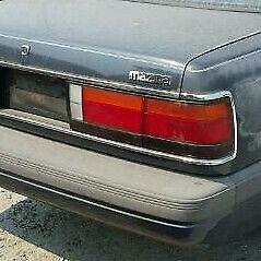 Mazda 929: 1988, 1989, 1990, 1991,  Right Passenger Tail Reverse Light