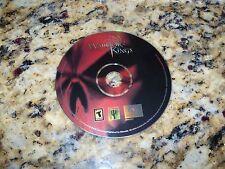 Warrior Kings (PC, 2002) Game