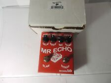 S.I.B. Mr. Echo Tape Echo Simulator Delay SIB Effects Pedal Free USA Shipping