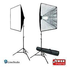 LimoStudio 700W Photography Softbox Lighting Kit Photo Equipment Light Softbox