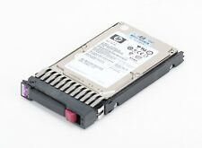 "HP 146 GB 10k SAS Dual Port 3g 2.5"" Hot Swap Disco Rigido 418399-001"