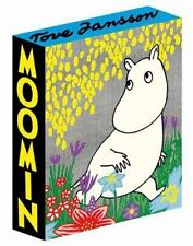 Moomin: the Deluxe Anniversary Edition by Tove Jansson (2014, Hardcover)