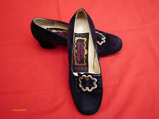 Heels Victorian/Edwardian Vintage Shoes for Women