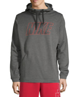 Mens Nike Therma Fleece Embellished THERMA-FIT Pullover Hoodie - XXL - NWT