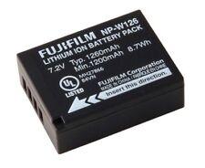 NP-W126 Bateria Fujifilm Fuji NPW126 Para X-E1 X-E2 X-A1 X-M1 X-M2 X-T1