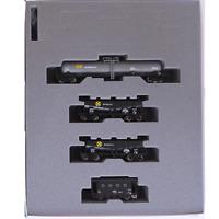 Kato 10-1426 TAKI25000 + HOKI5700 Iida Line Freight 4 Cars Set - N
