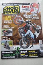 MOTO REVUE N°4013 YAMAHA MT07 DUCATI MONSTER 1200 R KTM 1290 SUPER DUKE GT 2015