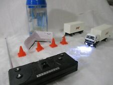 1/87th HO Scale RC Semi Beer Truck and Trailer (1-OFF) POCKET RACER