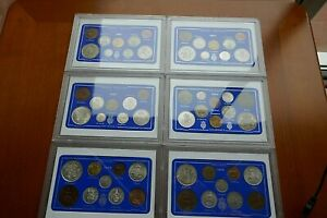 George V Cased Year Sets - 1911 to 1936 - Choose your year