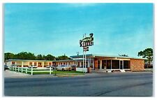 The Sportsman Hotel, Us Hwy 441, Okeechobee, Fl Postcard