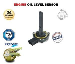 FOR BMW 118D 120D 123D E81 E87 E82 1 SERIES 2009-->NEW ENGINE OIL LEVEL SENSOR
