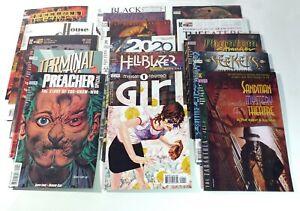 Vertigo 15 First Issues Lot! All #1 DC 1st Printings LN/NM! Sandman Preacher etc