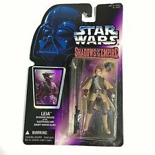 Star Wars Shadows Of The Empire Leia In Boushh Disguise Rifle Helmet Year 1996