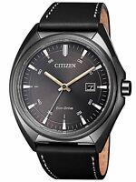 NEU Citizen Schwarz Herren Armbanduhr  AW1577-11H