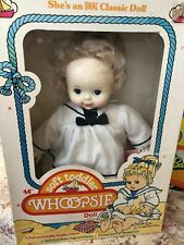 New In Box Vintage Ideal 1984 Classic Whoopsie Doll Vintage Soft Toddler Doll