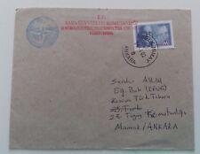 2002 UN MILITARY MISSION TURKEY ARMY in PRIZREN KOSOVO+NATO Cancel-K602