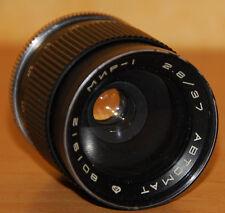 MIR-1 Automat  2.8/37mm Soviet  lens for Kiev-10, -15 ARSENAL