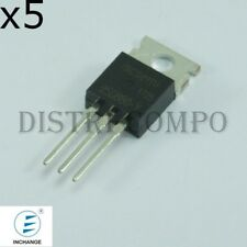 2SD880 Transistor NPN 60V 3A TO-220 Inchange (Lot de 5)
