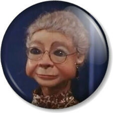 Grandma Tracy 3 Thunderbirds 25mm Pin Button Badge Tracy Island Puppet Character