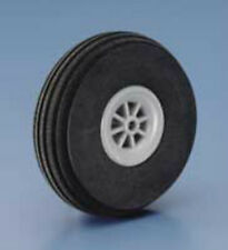 "Super Lite 9.65 gm Wheels 2-1/2"" (2 pk )  >>We combine shipping<<  Du-Bro 250SL"