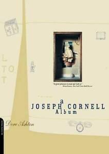 A Joseph Cornell Album - Paperback By Ashton, Dore - GOOD