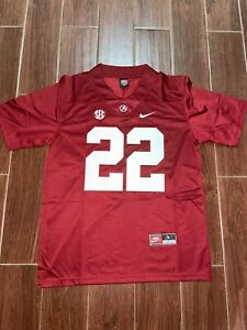 Najee Harris Red Jersey Sizes Small - Medium