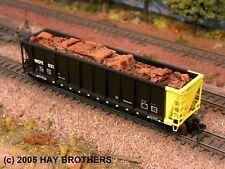 Hay Brothers SCRAP & CRUSHED AUTO LOAD - Fits ATLAS Coalveyor Bathtub Gondolas