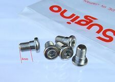 New Sugino chain guards protector screw 6.0mm S44a ca