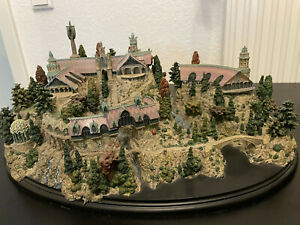 Rivendell Diorama; Herr der Ringe; Lord of the Rings; WETA Sideshow