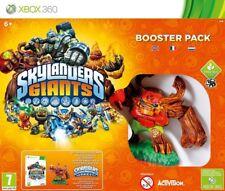 SKYLANDERS GIANTS BOOSTER PACK XBOX 360 NUOVO CONFEZIONATO