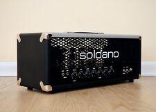 Soldano Avenger 100 Tube Guitar Amp Head w/ Effects Loop, New Old Stock, SLO