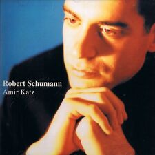 Robert Schumann - Amir Katz (Artist) - classical music NEW CD