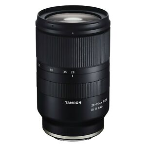 Tamron 28-75mm F2.8 Di III RXD Lens - Sony Full Frame