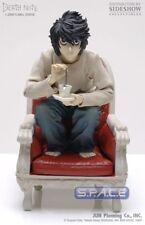 Craft Label Jun Planning Death Note fabric L COFFEE claw chair Statue Figure