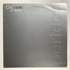 "New Order Perfect Kiss 12"" VG+/NM Joy Division Depeche Mode Erasure"