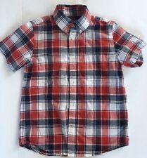 E-LAND American Classic Boy's Blue Oxford Shirt Size 10