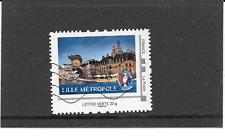 "FRANCE 2016.COLLECTOR MONTIMBRAMOI.FOOT.EURO 2016. "" LILLE "".LETTRE VERTE 20 g"