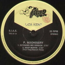 LIZA KENT / Total ORCHESTRA - P.Machinery / Total Level