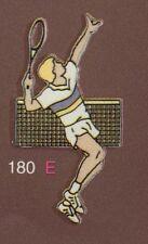 Pin's Demons & Merveilles Sports Tennis genre Roland Garros