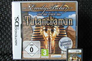 Nintendo DS Der Fluch des Tutanchamun
